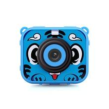 Детская Пылезащитная и Водонепроницаемая камера 1080 P, мини цифровая камера для фотосъемки, Детская Спортивная камера