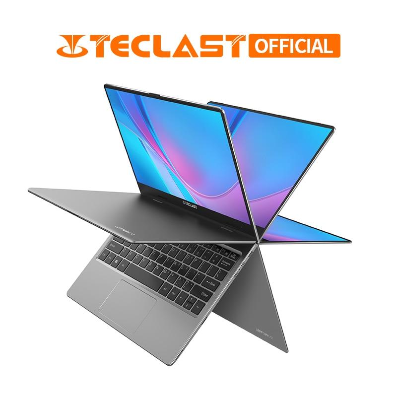 Teclast F5R 11.6-Inch Laptop Intel Gemini Lake N3450 Win 10 8GB DDR4 256GB SSD 360 Degree Hinge Touch Screen Notebook