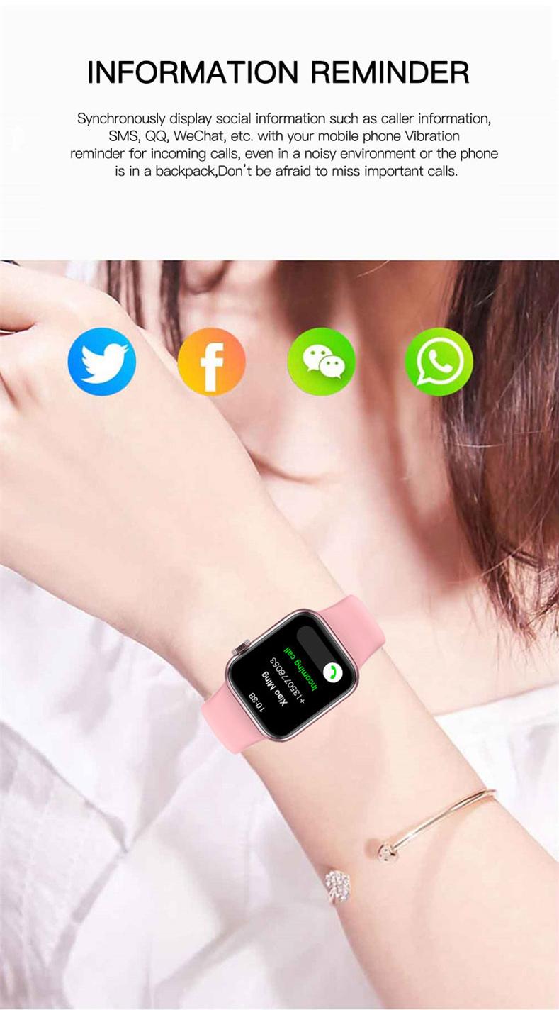 M16 Plus Smartwatch