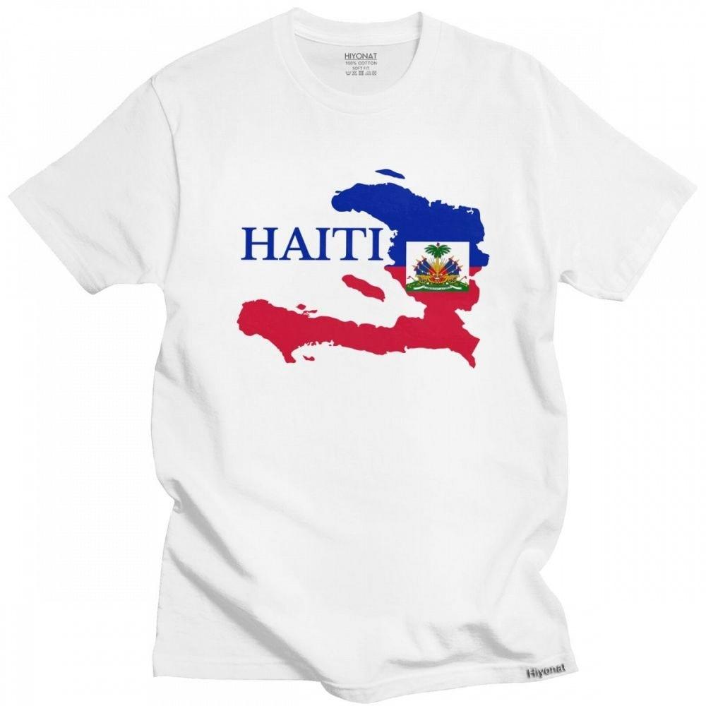 t-shirt haiti