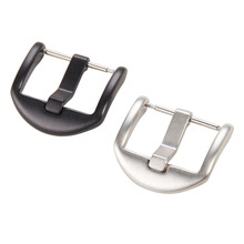 Buckle Lassa 20mm 22mm Clasp for Huawei Samsung 18mm 304-Stainless-Steel Watch-Strap