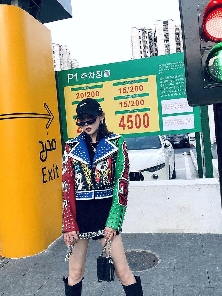 jaquetas streetwear curto casaco do plutônio
