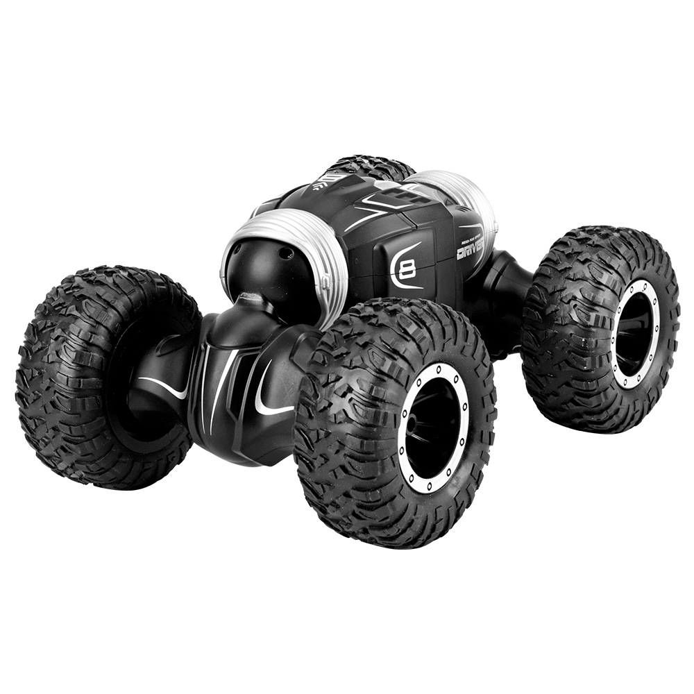 JJRC Q70 4 WD 2.4GHz Remote Control Crawler Car Twister Double-sided Flip Deformation Climbing RC Car RTR Toy Gift For Kids
