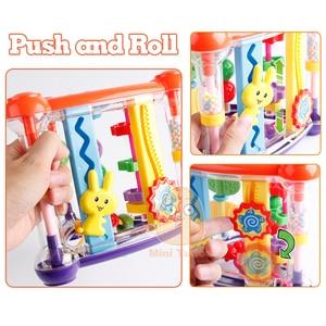 Image 3 - Развивающие игрушки для детей 0 12 месяцев, развивающие подвесные игрушки погремушки для новорожденных мальчиков и девочек