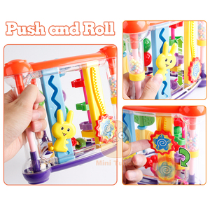 Image 3 - Toys For Baby 0 12 Months Activity Play Cube Infant Development Educational Hanging Toys Newborn Rattle Toy New Born Boy Girl