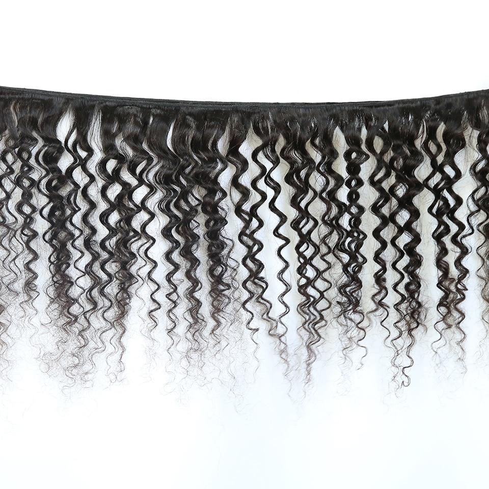 8A HJ Weave Beauty Indian Hair 3Pcs Indian Deep wave Virgin Hair Bundles 100% Human Hair extensions Free Shipping