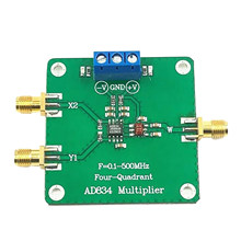 AD834 mélangeur multiplicateur à quatre Quadrant Module de radiofréquence multiplicateur Signal de calcul à grande vitesse