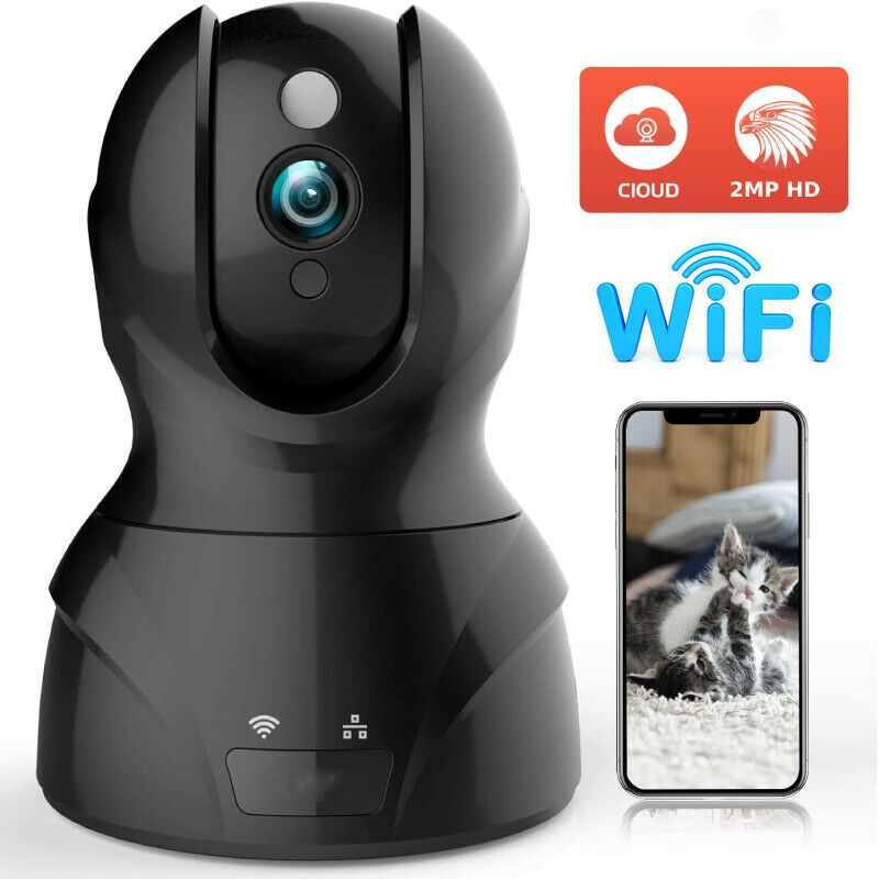 Купить с кэшбэком 2.4GWIFI Bank level Wireless Security Camera System Infrared Night Vision IR-CUT Switch Motion Detection H.264 Video Compression