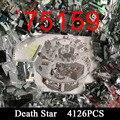 MOC Building Blocks Bricks Death Star Model Collectors Star Plan 75159 05063 4016PCS Toys for Children Birthday Gifts