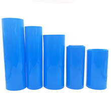 1KG PVC heat shrink tubing Shrink tube a variety of specifications 18650 battery shrink sleeve Insulation casing Heat shrink