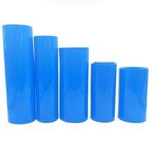 1KG PVC thermorétractable tube rétractable une variété de spécifications 18650 batterie rétractable manchon isolation boîtier thermorétractable