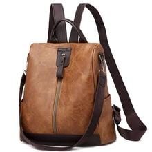 Female backpack casual