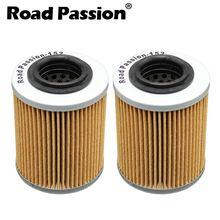 Road Passion Oil Filter For CAN-AM OUTLANDER 800 2007 2008 800R EFI 2009-2015 OUTLANDER 850 2016 L 450 2015-2016 L 500 2015 2016