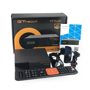 Image 4 - DVB S2 Gtmedia V8X לווין טלוויזיה מפענח מעודכן Gtmedia V8 נובה V9 סופר מלא HD 1080P H.265 מובנה wifi אין APP כלול
