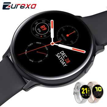 Zurexa S20 Smart Watch Men IP68 Fitness Sports Smartwatch Android ECG PPG Smart Watch Women Waterproof Smart Clock Round 2020 1