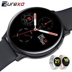 Смарт-часы Zurexa S20 для мужчин и женщин, водостойкие, IP68, 2020