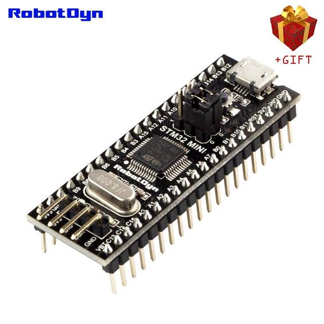 STM32F303CCT6 256KB STM32, bootloader compatible for Arduino IDE or STM firmware, ARM Cortex M4 Mini System Development Board