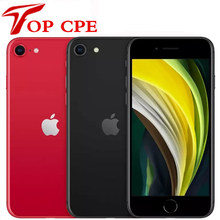 Apple iPhone SE (2 2020) 4,7 pulgadas Touch ID NFC ROM 64GB/128GB/256GB desbloqueado teléfono usado Smartphone A13 Hexa-core Apple Pay