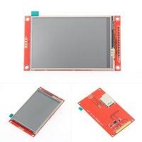3.5 polegada 320*240 SPI Série TFT LCD Módulo Tela Painel de Toque Óptico Motorista IC ILI9341 para MCU