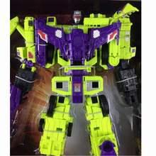 Transformation Defender Defensor Devastator Figure Toys Action Figure Robot Educational Model Kid Gift