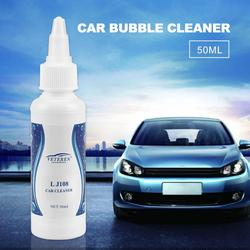 50ML Car Wash Detergents Water Wax Car Shampoo Wash Car Washing Liquid Car Bubble Cleaner