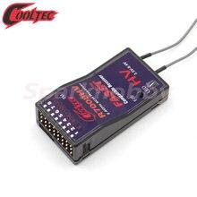 Cooltechnology r7008hv 8-13ch fást compatível receptor futaba 14sg 16sz 18sz 18mz wc sistemas de ar multi modo corona r6fa