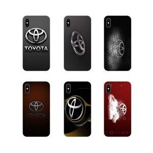 Мягкий прозрачный чехол для Apple iPhone X XR XS 11Pro MAX 4S 5S 5C SE 6S 7 8 Plus ipod touch 5 6 для TRD Toyota Racing Logo
