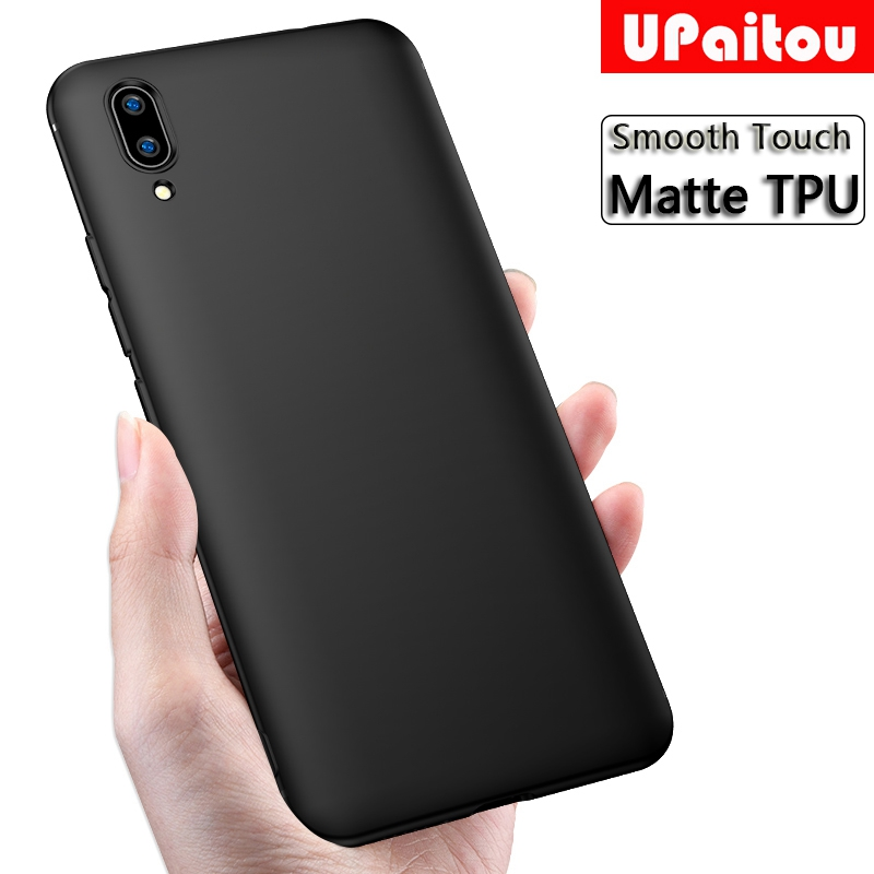 UPaitou <font><b>Case</b></font> for <font><b>VIVO</b></font> V17 Neo V15 V11 Pro V11i Y91 Y93 Y95 Y97 Y85 Y81 Y71 Y65 <font><b>Y53</b></font> V9 Youth V7+ Plus <font><b>Case</b></font> Ultra Thin Back Cover image