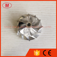 Turbo Compressor-Wheel for 5324-970-7200 K26 5326-123-2202 6-Blades 2618/billet Milling/aluminum