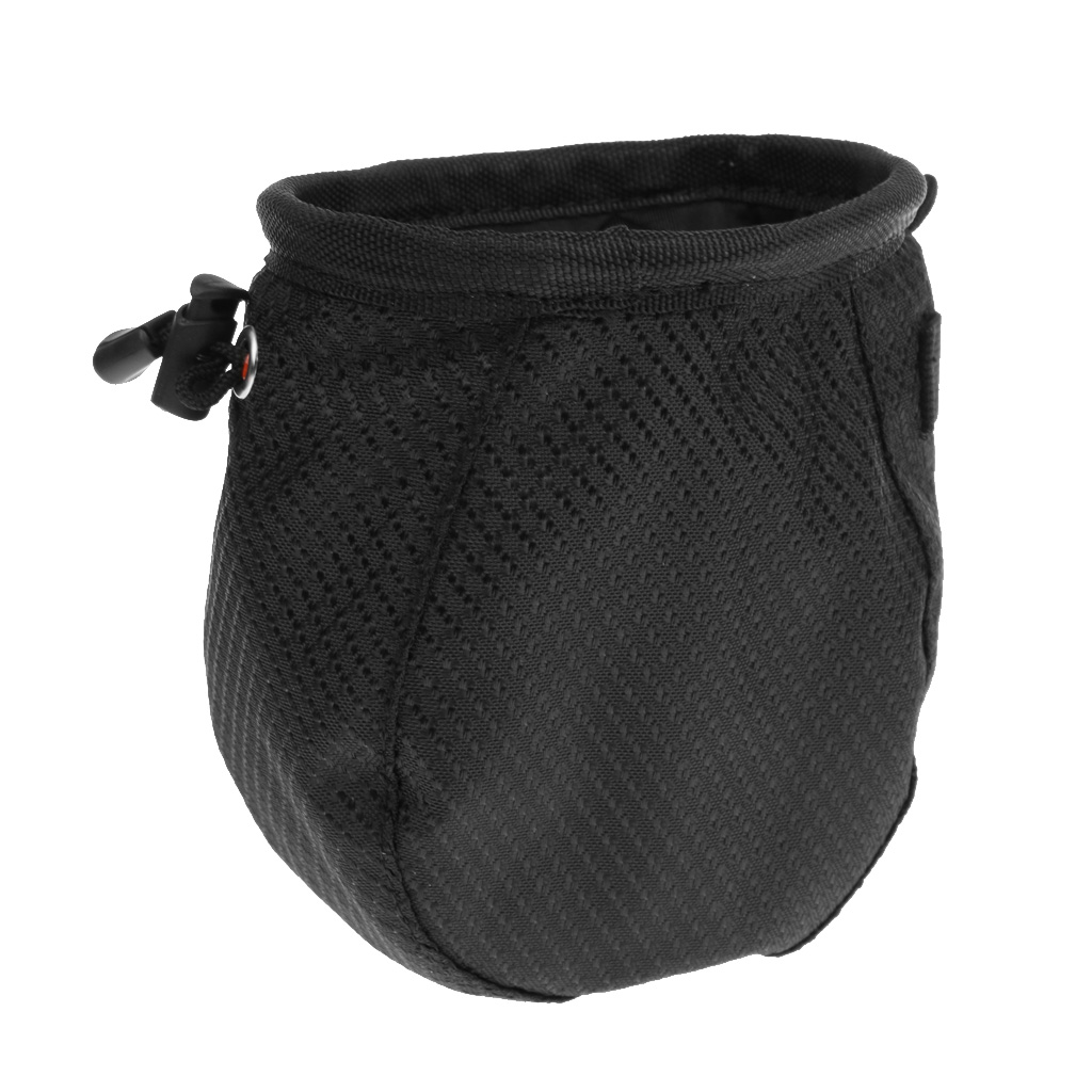 Waterproof Golf Ball Pocket Golf Ball Bag Case Outdoor Travel Nylon Durable