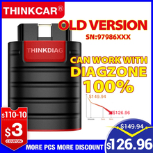 OBD2 Diagnostic-Tool ECU Boot-Thinkdiag Golo Easydiag Ce 1-Year-Free Service Old Code-Pk