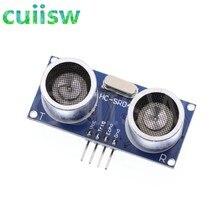 25 PCS/LOT Module à ultrasons HC SR04 capteur de mesure de Distance capteur