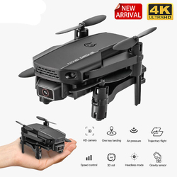 ZLRC KF611 Mini Drone with 4k HD Camera 1080P WiFi FPV Camera RC Drone Altitude Hold Foldable RC Quadcopter Dron E88 M73