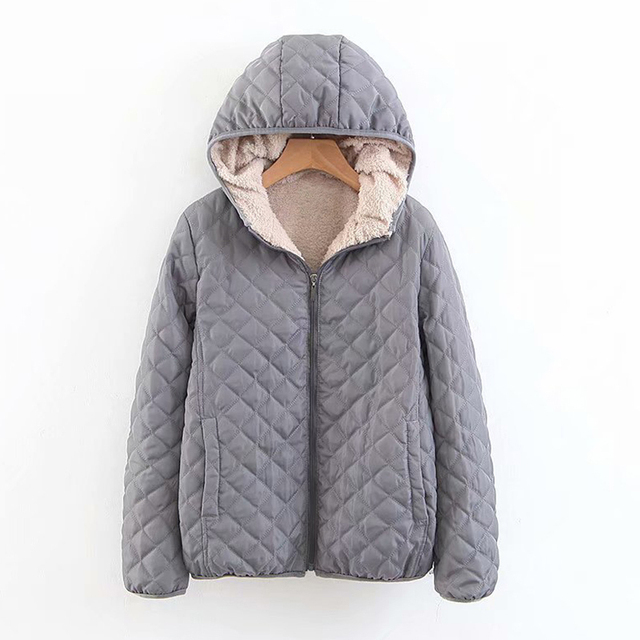 Winter Warm Parkas Hooded Jacket  3