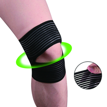 1PC Knee Pads Brace Support Bandage Warmer Men Women Work For Arthritis Crossfit Gym Volleyball Tennis Safety Sports Protection