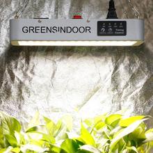 LED Coltiva La Luce a Spettro Completo 3000W Lampada di Illuminazione Interna Per Le Piante Pyhto Crescere Tenda Per I Fiori di Semi di UV Ad Ultrasuoni crescere Lampade