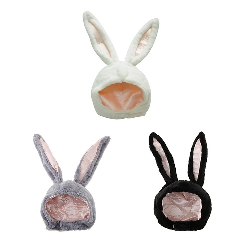 Cosplay Rabbit Props Costume Women Bunny Hat Cap Girl Party Rabbit Style Hat