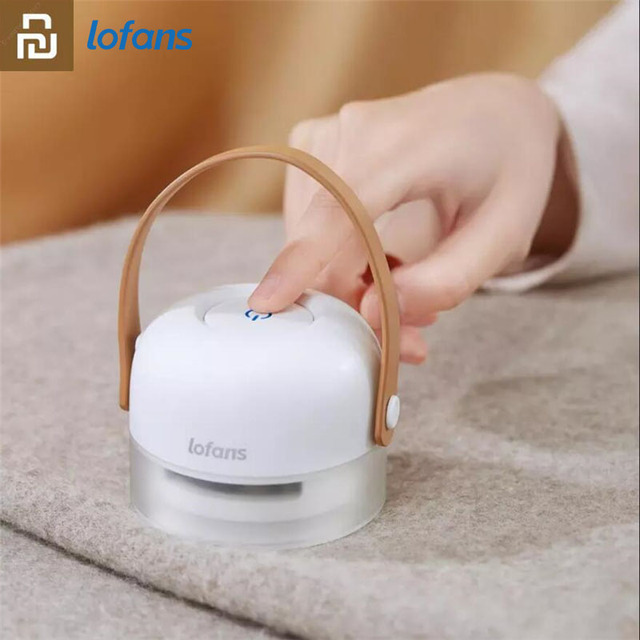 Youpin Lofans Portable Lint Remover 8 Blades Hair Ball Trimmer Sweater Remover 3W 7000r/min Motor Trimmer Type C Charging Port