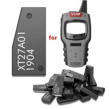 10 Cái/lốc Xhorse VVDI Siêu Nhân Bản Chip XT27A01 XT27A66 Cho ID46/40/43/4D/8C/8A/T3/47 Cho VVDI2 Dụng Cụ Móc Chìa VVDI Mini Dụng Cụ Móc Chìa
