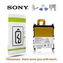 Original For SONY Xperia Z1 C6903 Battery LIS1525ERPC For Sony LIS1525ERPC Battery SO-01F Z1 C6902 Replacement Batteria 3000mAh аккумулятор sony xperia z1 lis1525erpc partner 3000mah пр034376