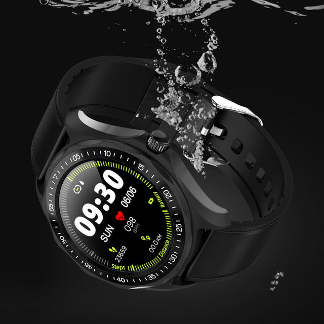 SENBONO S09 IP68 Waterproof Smart Watch Heart Rate Blood Pressure Monitor GPS Map Men Smartwatch Fashion Fitness Tracker Clock