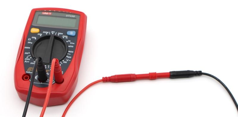 TL200 Alta calidad 16AWG Cable de silicona flexible Cable de prueba - Instrumentos de medición - foto 4