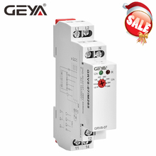 цена на GEYA GRV8-07 Power Protection Relay 3 Phase Voltage Monitor Phase Sequence Control Relays