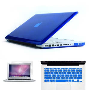 Image 3 - RYGOU Crystal Clear Matte Hard Case Cover For Macbook Pro 13 inch A1278 Keyboard Cover+Screen Protector for Mac Book Pro 13 Case