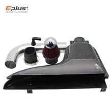 Filtro de ar para saída de ar automotivo, peças de automóveis, alta fluxo, filtro de entrada, para peugeot 106 206 306 vts estilo da fibra