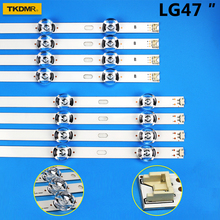 LED Backlight strip 9 Lamp For LG 47 TV innotek DRT 3.0 47LB6300 47GB6500 47LB652V 47lb650v LC470DUH 47LB5610 47LB565V