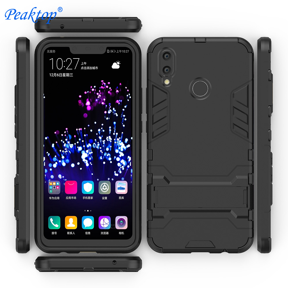 360 Full Shockproof Phone Case For Huawei Nova 2 2S 3 3I 3E Armor Protective Case For Honor Play V9 Play Holder Cover Shell