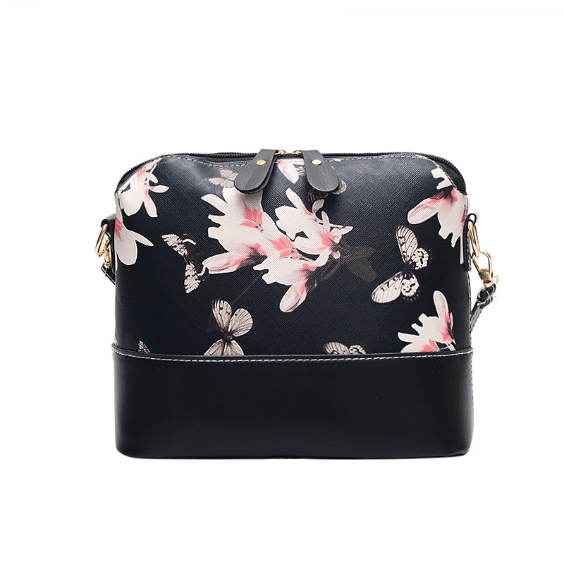 Messenger Bags For Women 2019 Famous Brand Shell Package Women Shoulder Bag Leather Handbag Women Pouch Casual Crossbody Bag