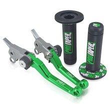 Dirt Bike тормозной рычаг сцепления руль для KAWASAKI KX65 KX80 KX85 KX125 KX250 KX250F KX450F KX 65 80 85 125 250 250F 450F 00-19