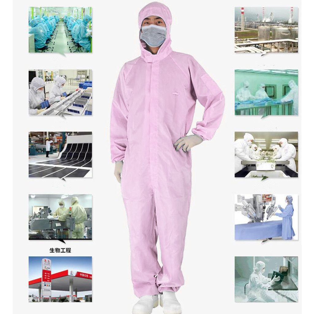 Disposable Protective Clothing as Coverall Medical Uniform and Isolation Suit for Nurse and Doctors 2